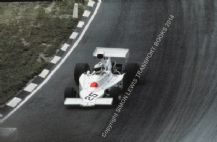 "Maki F1 Howden Ganley. British GP 1974  7x5"" photo (a)"